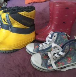 Package Shoes for Girl