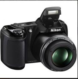 New Nikon coolpix L340 camera