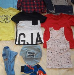 Clothing package p. 110-116