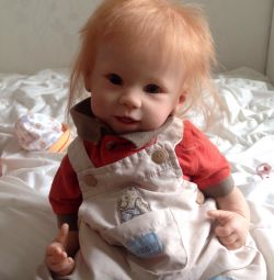 Reborn doll gift