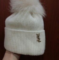 Kış şapka yeni