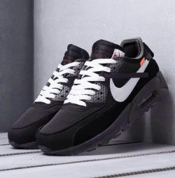Nike Vapormax (sizes 40-45)