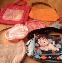 Дитячі сумки