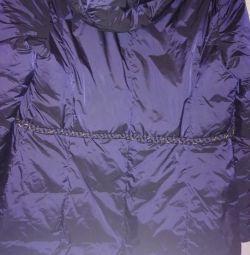 Women's light overcoat