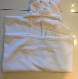 wrap towel