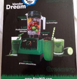 New universal blender in packaging
