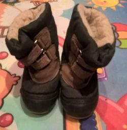 cizme de iarnă caldă, 22-23