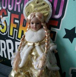 Форфоровая кукла 11