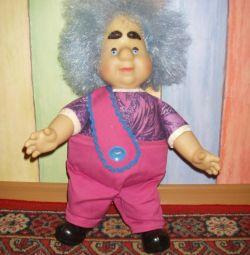 Carlson doll, vintage USSR