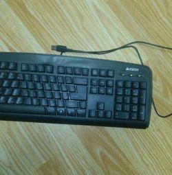 Tastatură.
