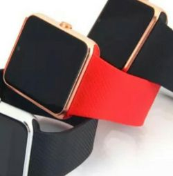 Розумні наручний годинник GT08 з Bluetooth.