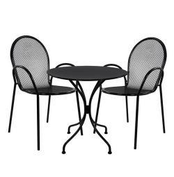 Yemek Odası Takımı 3mx TABLO & 2 SANDALYELER HM5187