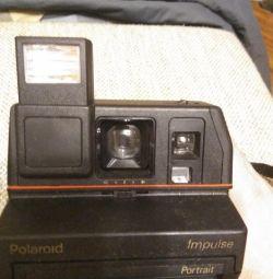 Polaroid ώθηση