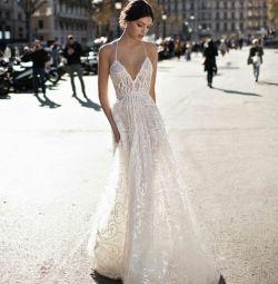 Весільна сукня в стилі бохо Gali Karten Fiona