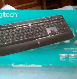 Клавіатура + миша, безпровідний