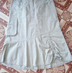 Jeans Skirt 48 rr