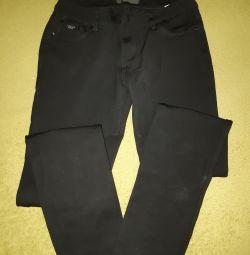 Женские брюки утепленные