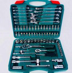 Tool kit 78 items