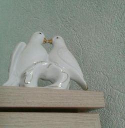 Figurina porumbeilor