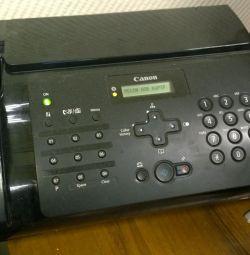 Факс Canon