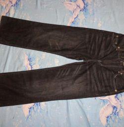 Фирменые джинсы мужские