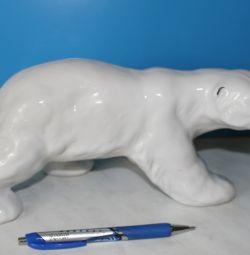 Porțelan Figurine Polar Bear 2