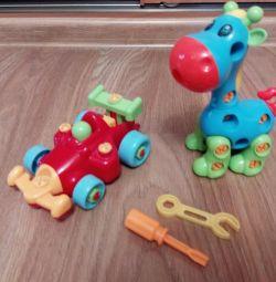 Katlanabilir oyuncaklar