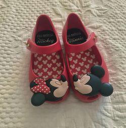 Туфли детские mini Melissa