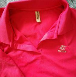Sports polo (fabric chill)