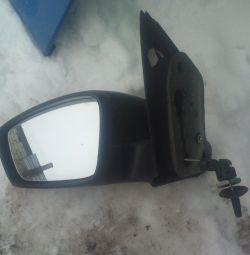 Ayna mekaniği volkswagen polo rus