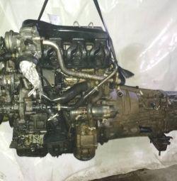 Engine Ford Transit 2.4 diesel D2FB D2FA H9FA