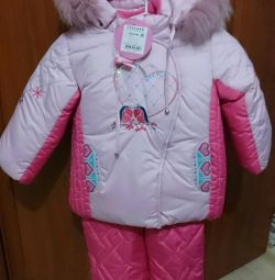 New winter kit for girls
