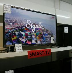 LED TV Smart-TV new