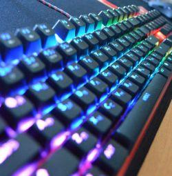 Keyboard RED SQUARE Redeemer (mechanical)