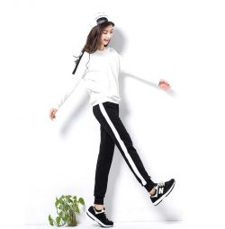 Pants Pantaloni / pulover costum coreean 46-48 r