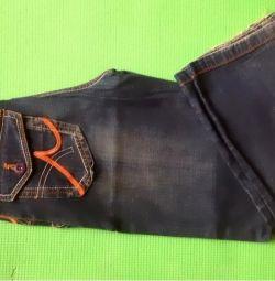 Брендовые джинсы waikiki рост 128