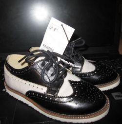 Новые туфли 17см по стельке