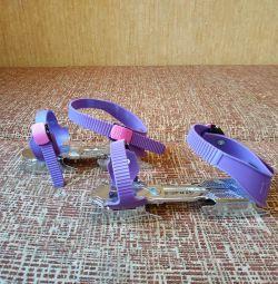 Раздвижные детские коньки