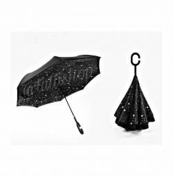 Umbrella on the contrary