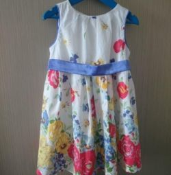 Children's dresses for 4-5 years