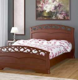 Kırım'da uygun fiyatlarla ahşap yataklar