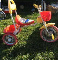 Bicycles Children's 3 wheel
