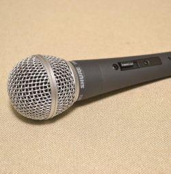 Shure SM58 Микрофон вокальный