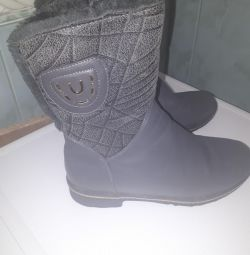 μέγεθος μπότες χειμώνα 35