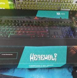 клавіатура ігрова