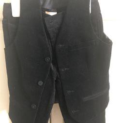 Pants & Waistcoat