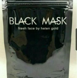 Черная маска Pilaten Black Mask 80г