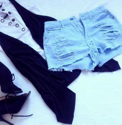 Cool Denim Shorts 44-46