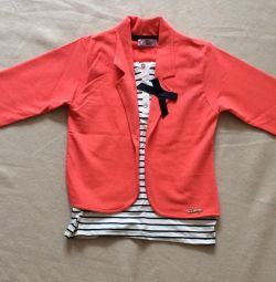 Blouse shirt for girls
