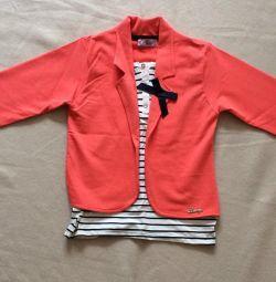 Cămașă bluză pentru fete